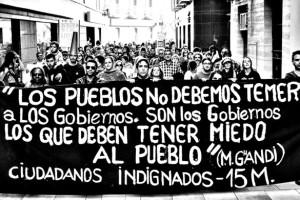 foto de 15m Huesca